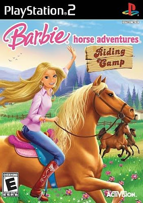 Barbie Horse Adventures: Riding Camp PS2