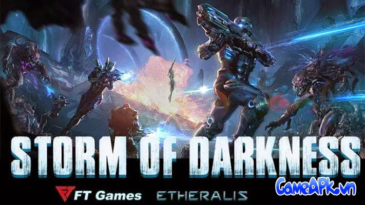 Storm of Darkness v1.0.7 hack full sao cho Android