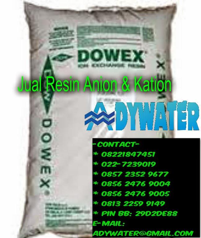 Jual Resin Dowex - Harga Resin Dowex