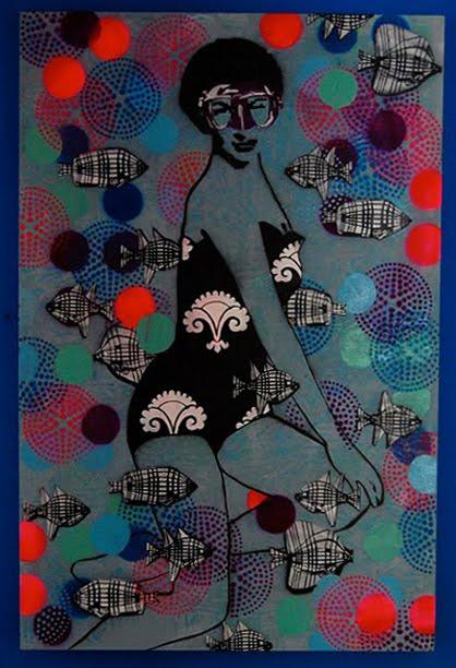 o mergulho (2009)