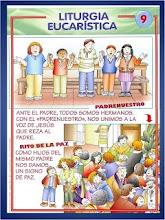 Partes de la Misa ilustrada
