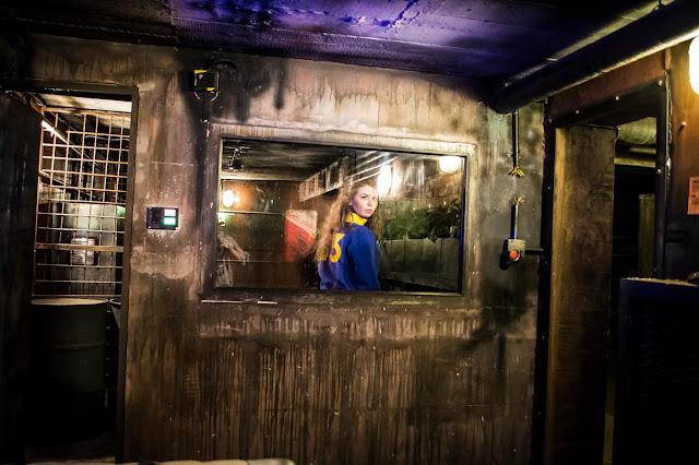 фото квест Клаустрофобия Убежище номер 13 Fall out