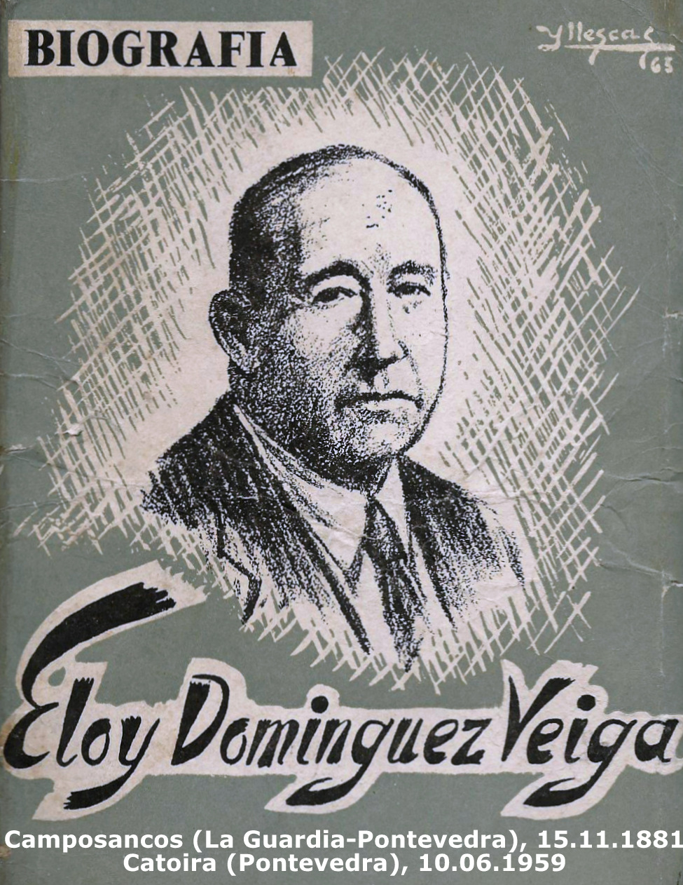 02.09.18 MANISERO ILUSTRE: ELOY DOMÍNGUEZ VEIGA - FCA DE CEDOLESA, EL BARRANQUET