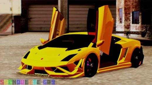 mobil Lamborghini Gallardo