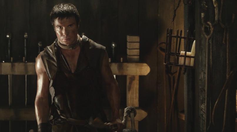 Gendry en Juego de Tronos interpretado Joe Dempsie