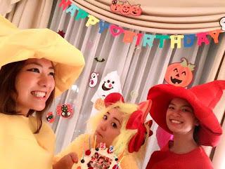 Ulang Tahun Oshima Yuko Yang Ke 27