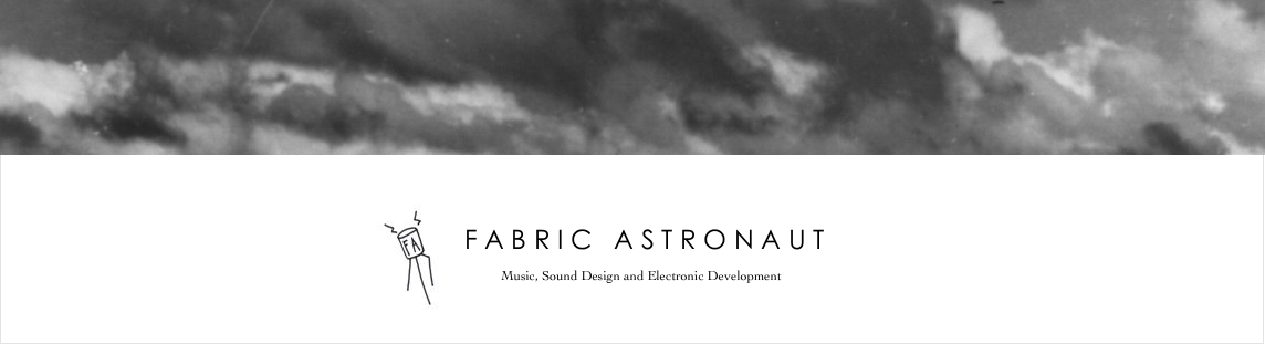 Fabric Astronaut