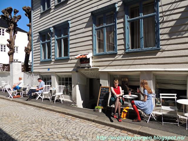Krok og krinkel Bokcafe Bergen
