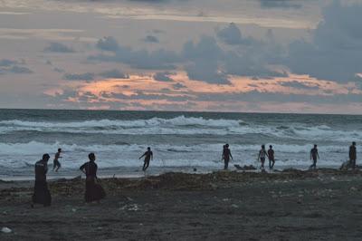 Gambar Pantai Parangtritis Yogyakarta