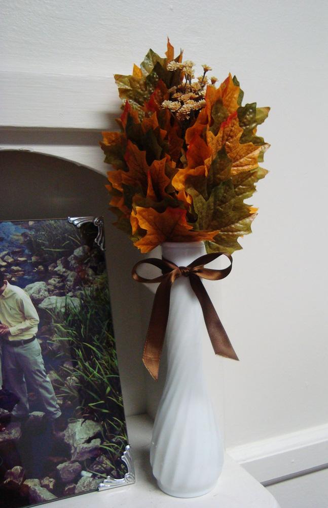 Jwo Designs Autumn Leaf Bouquets
