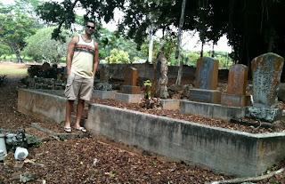 Kauai's Koloa Cemetery
