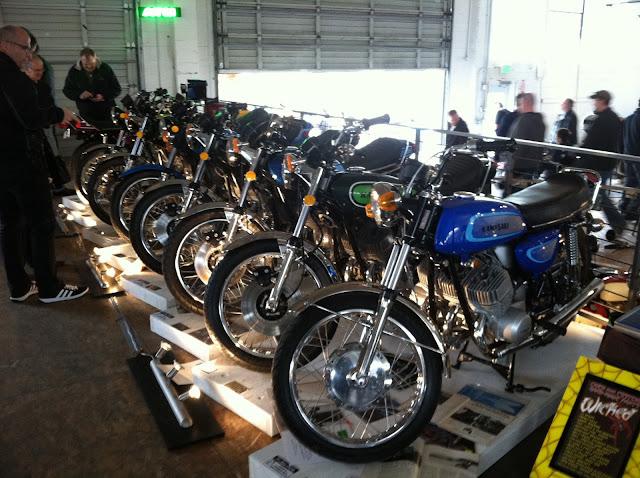 vintage Kawasaki
