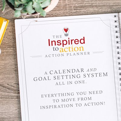 Inspired to Action Planner