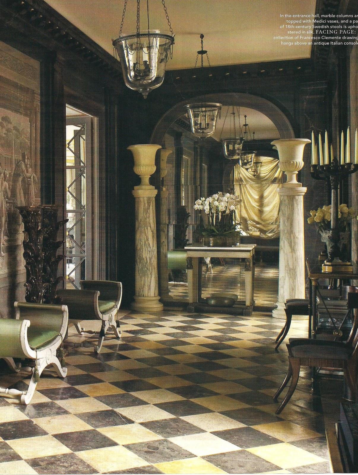 Vintage Paris Decor