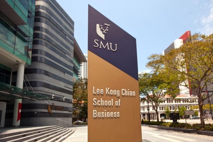 kampus SMU Singapura