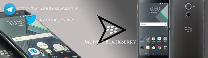 .::MUNDO BLACKBERRY::. | La mejor información sobre smartphones BlackBerry