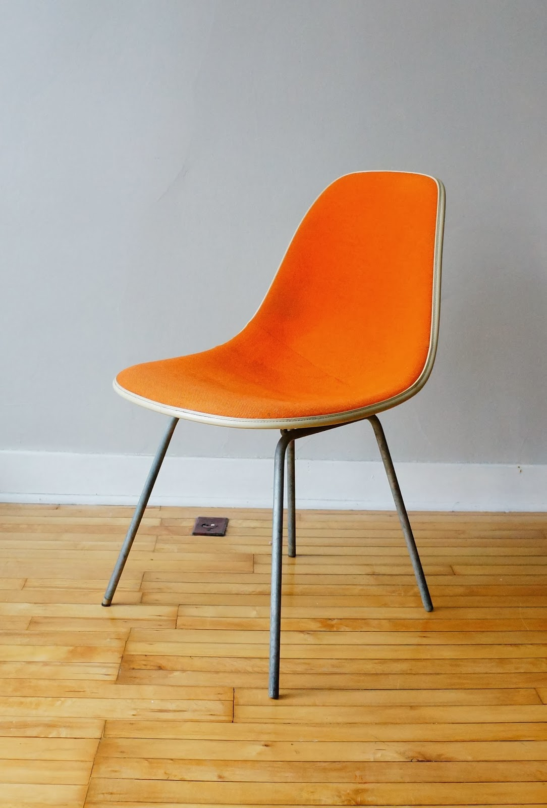 Beau Herman Miller Shell Chairs
