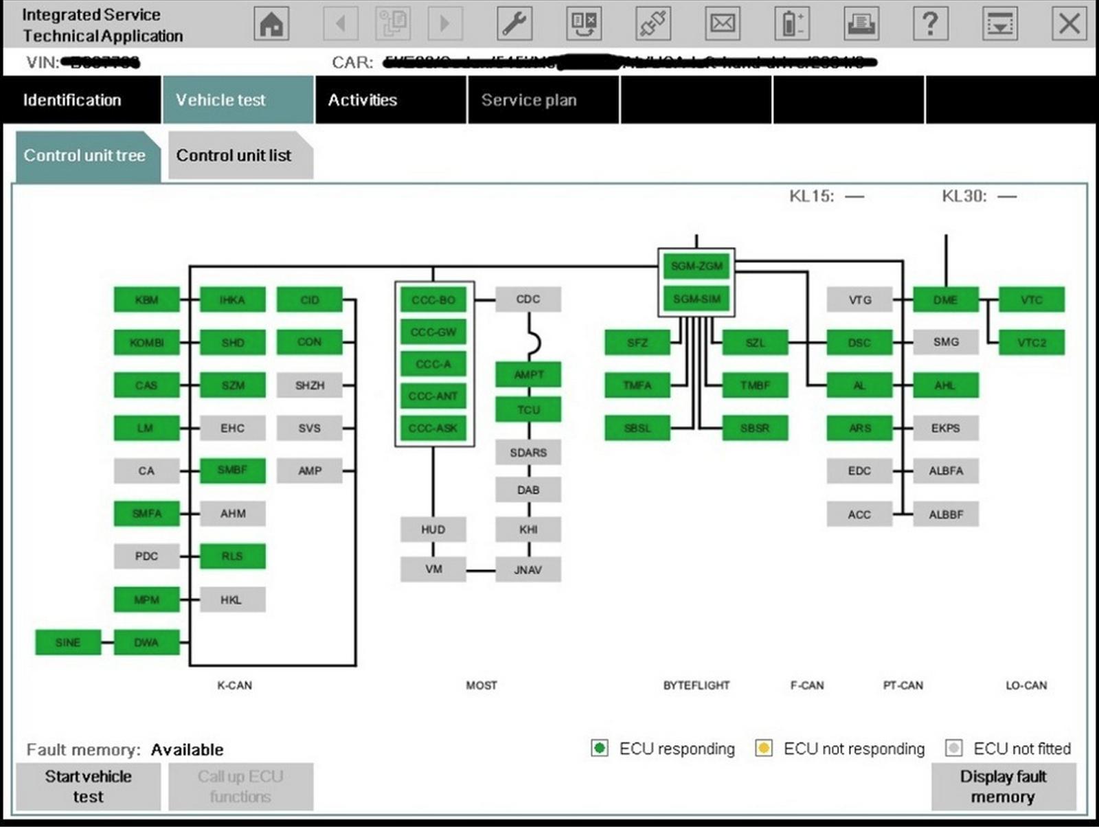 2018 BMW Diagnostic Software Ediabas INPA NCS Expert DIS ISTA Download