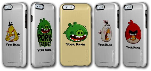Angry Birds Classic Shiny iPhone 6 Cases