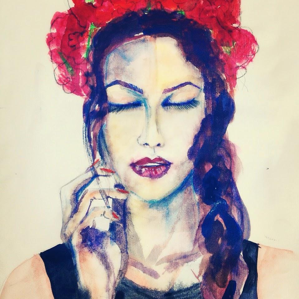 цветовые отношения в живописи: