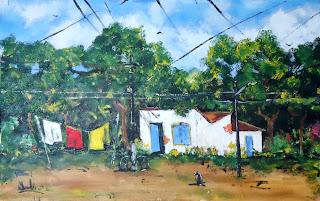 Casa no Campo Eletrificada
