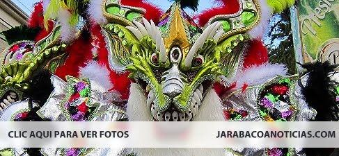 tercer domingo carnaval jarabacoa 2012