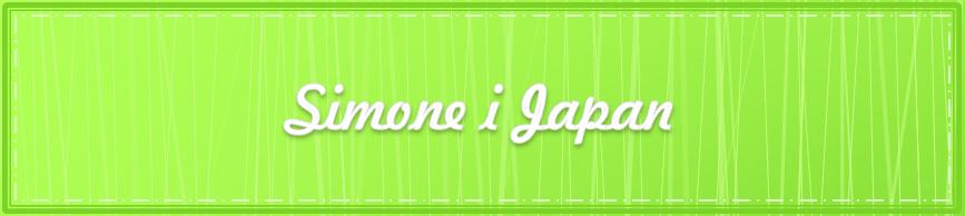 Simone i Japan