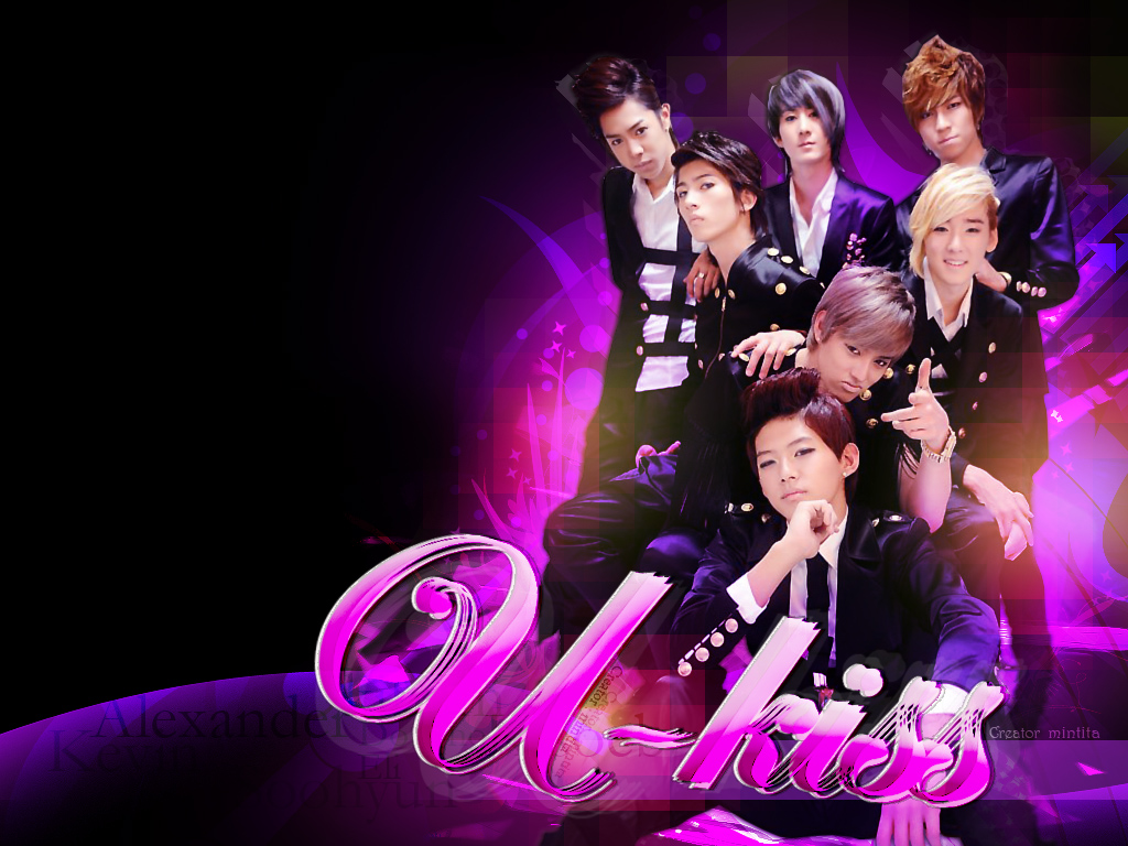 UKISS - THE ONLY ONE ''.....: '...UKISS PICTURE = MAN MAN HA NI ...