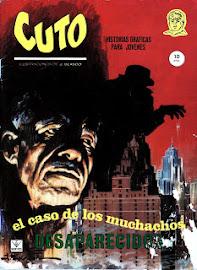 Cuto 01-07. Editorial Vértice. Arreglos de JMG