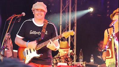 Guitarman funks the fun