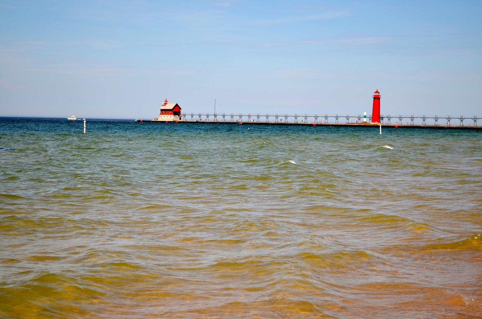 Summer on Lake Michigan