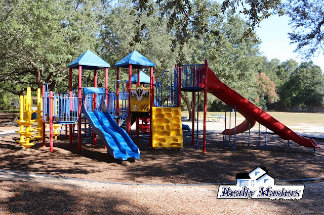 Childrens Playground Tippin Park in Pensacola, FL 32504