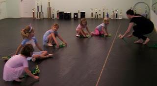morning ballet camps charlotte