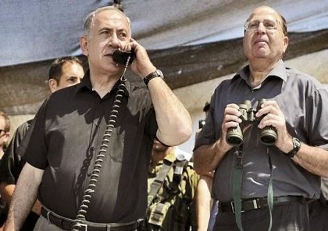 O Primeiro Ministro de Israel é um verdadeiro terrorista