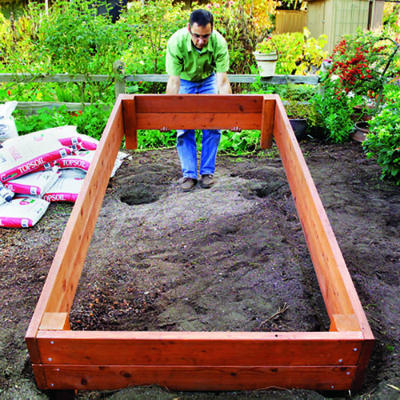 How To Build A Perfect Raised Bed