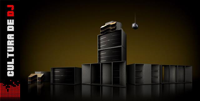 Sistema de som para Clubes Pioneer