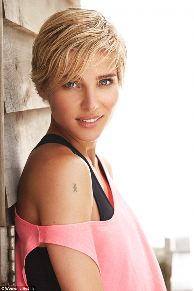 "The ""Fast & Furious 6″ Actress Elsa Pataky Shows Off Her Fit"