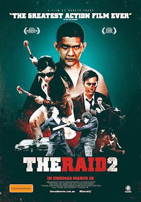 The Raid 2 Stream kostenlos anschauen