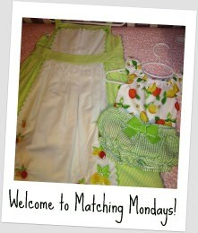 Join Us Here for Matching Mondays!