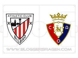 Pertandingan Athletic Bilbao vs Osasuna