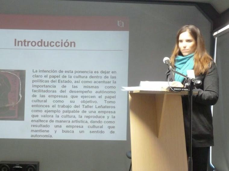 Ana Isabel de Anda Jiménez.Mexico