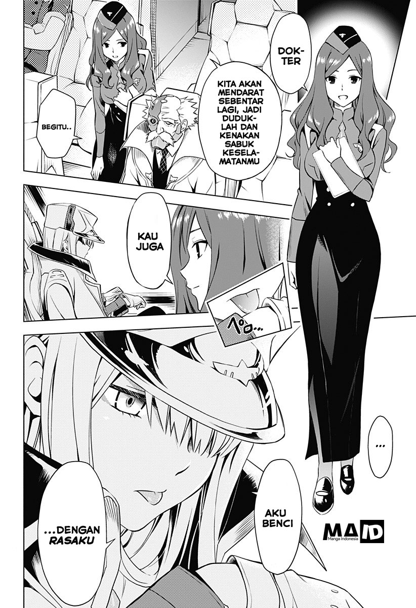 Darling in the FranXX Chapter 01-8
