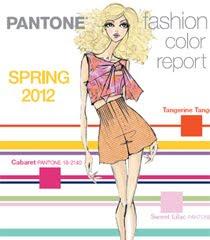 Цветове на PANTONE за Дамска Мода Пролет 2012