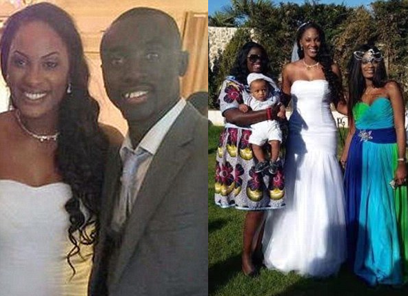 Cisse papiss wedding