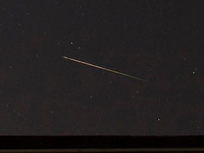 2015 perseid meteor