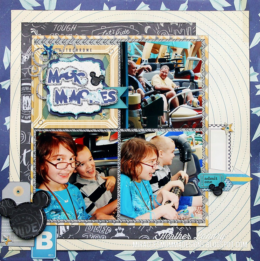 Animal Kingdom_Disney Scrapbook_Die Cuts_Miss Kate's Cuttables