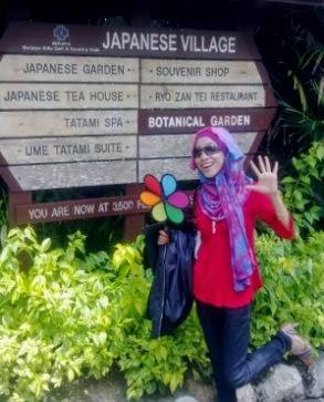 Japanese Village!