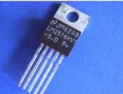 Transistor LM2576HVT