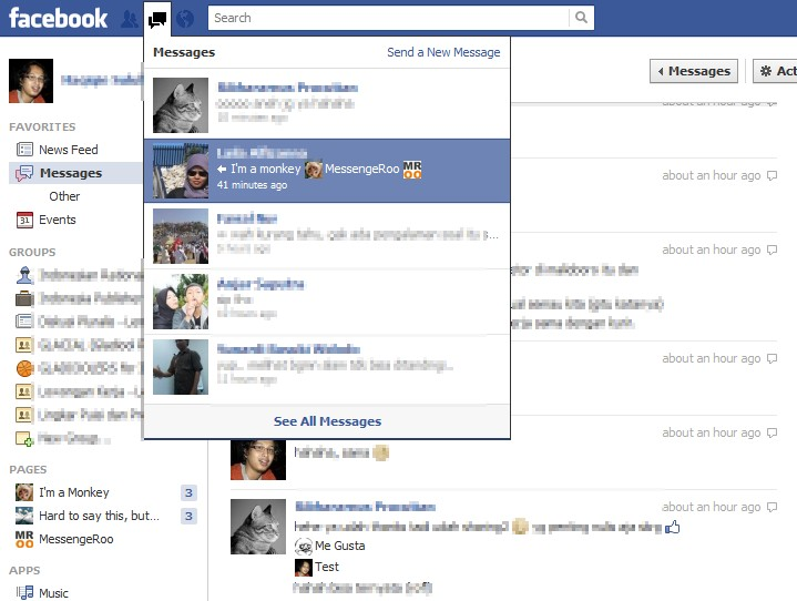 Make Own Facebook Chat Emoticons MessengeRoo