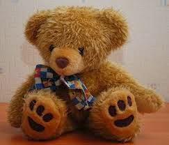 Gambar boneka teddy lucu